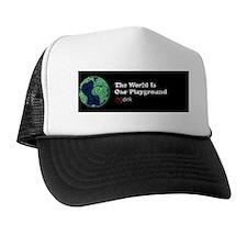 playground art Trucker Hat