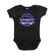 Mammoth Midnight Baby Bodysuit