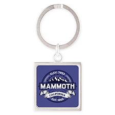 Mammoth Midnight Square Keychain
