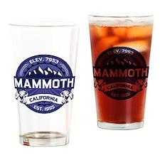 Mammoth Midnight Drinking Glass