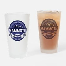 Mammoth Midnight Drinking Glass