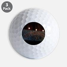 Bootleggers Golf Ball