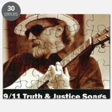 vic_sadot_911truthjusticesongs_cover600dpi Puzzle