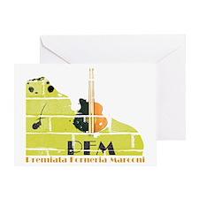 PFM 2 Greeting Card