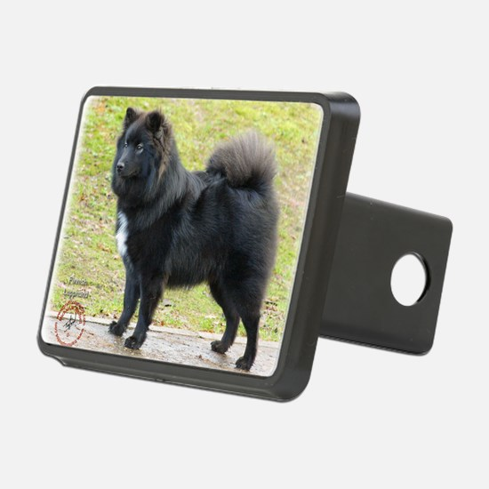 Finnish Lapphund 9T039D-03 Hitch Cover