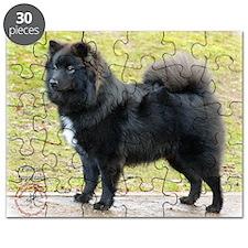 Finnish Lapphund 9T039D-035 Puzzle