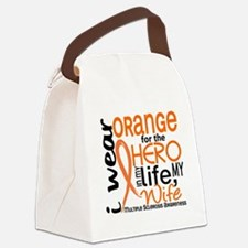 D Wife Canvas Lunch Bag