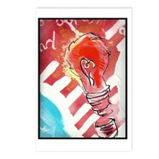 Love Light Postcards (Package of 8)