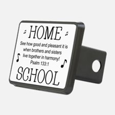 Psalm 133 Homeschool for l Hitch Cover