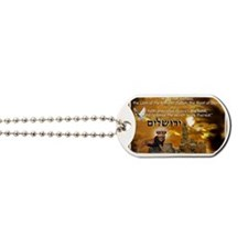 The Lion of Zion Dog Tags