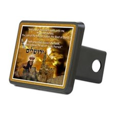 The Lion of Zion Hitch Cover