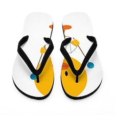 Mallet Chick Flip Flops