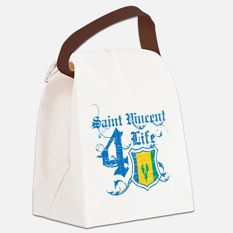 saint vincent Canvas Lunch Bag