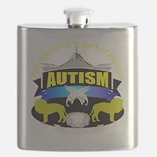 Autism cure is understanding Flask