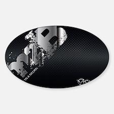 ViSalus M2B Laptop Skin Sticker (Oval)