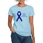 Colon Cancer Women's Light T-Shirt