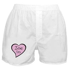 Zoe Fan Boxer Shorts