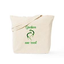 Geckos are Cool Tote Bag