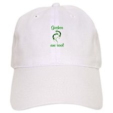 Geckos are Cool Baseball Cap