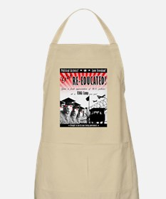 Re-Education Camp Ad Apron