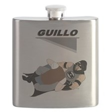 Guillotine Man Flask