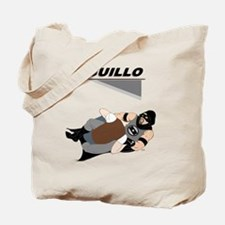 Guillotine Man Tote Bag