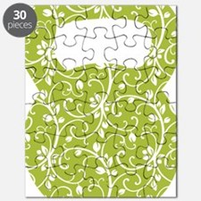 Organic Green Vine Kettlebell Puzzle