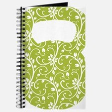 Organic Green Vine Kettlebell Journal