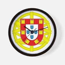 portugal 2 Wall Clock