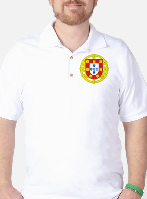 portugal 2 Golf Shirt