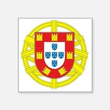 "portugal 2 Square Sticker 3"" x 3"""
