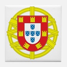 portugal 2 Tile Coaster
