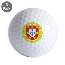 portugal 2 Golf Ball