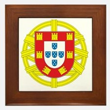 portugal 2 Framed Tile