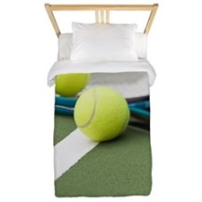 Tennis equipment Twin Duvet