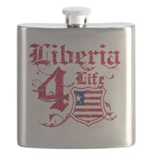 liberia Flask