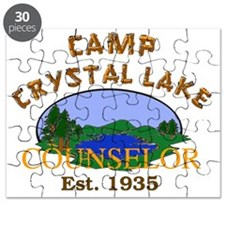 CAMP CRYSTAL LAKE COUNSELOR Puzzle