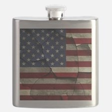 small poster Flask