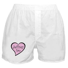 Jeffrey Fan Boxer Shorts