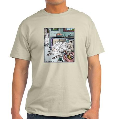 Sheep Plumber butt crack Light T-Shirt