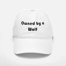 Owned by Wolf Baseball Baseball Cap