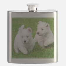 West Highland White Terrier AA060D-024 Flask