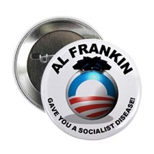 Frankin Gave 2.25&Quot; Button