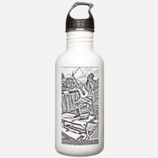 Crimetraveller Water Bottle