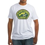 Placer County Sheriff Fitted T-Shirt