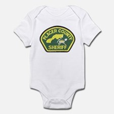 Placer County Sheriff Infant Bodysuit
