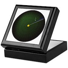 Radar Sweep 2 Keepsake Box