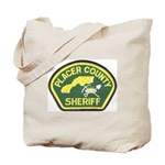 Placer County Sheriff Tote Bag