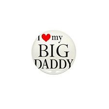 Big Daddy Mini Button