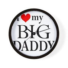 Big Daddy Wall Clock